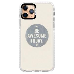 Silikonové pouzdro Bumper iSaprio - Awesome 02 na mobil Apple iPhone 11 Pro