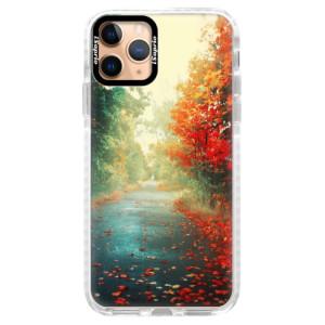 Silikonové pouzdro Bumper iSaprio - Autumn 03 na mobil Apple iPhone 11 Pro