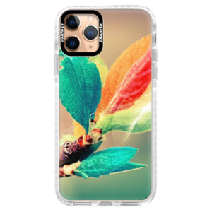Silikonové pouzdro Bumper iSaprio - Autumn 02 na mobil Apple iPhone 11 Pro