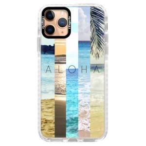 Silikonové pouzdro Bumper iSaprio - Aloha 02 na mobil Apple iPhone 11 Pro