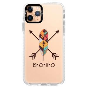 Silikonové pouzdro Bumper iSaprio - BOHO na mobil Apple iPhone 11 Pro