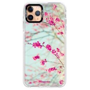 Silikonové pouzdro Bumper iSaprio - Blossom 01 na mobil Apple iPhone 11 Pro Max
