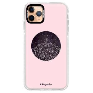 Silikonové pouzdro Bumper iSaprio - Digital Mountains 10 na mobil Apple iPhone 11 Pro Max