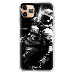 Silikonové pouzdro Bumper iSaprio - Astronaut 02 na mobil Apple iPhone 11 Pro Max