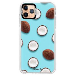 Silikonové pouzdro Bumper iSaprio - Coconut 01 na mobil Apple iPhone 11 Pro Max