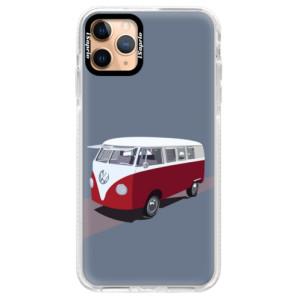 Silikonové pouzdro Bumper iSaprio - VW Bus na mobil Apple iPhone 11 Pro Max
