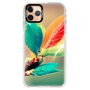 Silikonové pouzdro Bumper iSaprio - Autumn 02 na mobil Apple iPhone 11 Pro Max