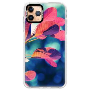 Silikonové pouzdro Bumper iSaprio - Autumn 01 na mobil Apple iPhone 11 Pro Max