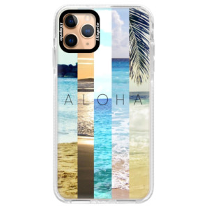 Silikonové pouzdro Bumper iSaprio - Aloha 02 na mobil Apple iPhone 11 Pro Max