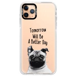 Silikonové pouzdro Bumper iSaprio - Better Day 01 na mobil Apple iPhone 11 Pro Max