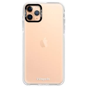 Silikonové pouzdro Bumper iSaprio - 4Pure - čiré bez potisku na mobil Apple iPhone 11 Pro Max