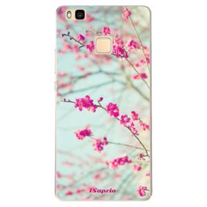 Odolné silikonové pouzdro iSaprio - Blossom 01 na mobil Huawei P9 Lite