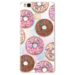 Odolné silikonové pouzdro iSaprio - Donuts 11 na mobil Huawei P9 Lite