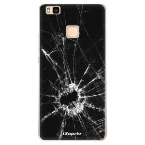 Odolné silikonové pouzdro iSaprio - Broken Glass 10 na mobil Huawei P9 Lite