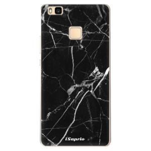 Odolné silikonové pouzdro iSaprio - Black Marble 18 na mobil Huawei P9 Lite