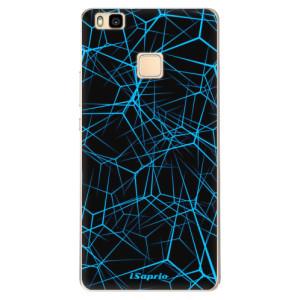 Odolné silikonové pouzdro iSaprio - Abstract Outlines 12 na mobil Huawei P9 Lite