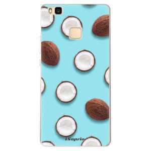Odolné silikonové pouzdro iSaprio - Coconut 01 na mobil Huawei P9 Lite