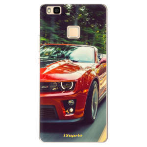 Odolné silikonové pouzdro iSaprio - Chevrolet 02 na mobil Huawei P9 Lite