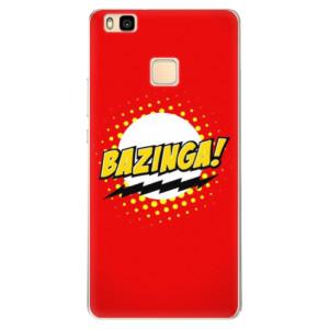 Odolné silikonové pouzdro iSaprio - Bazinga 01 na mobil Huawei P9 Lite