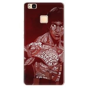 Odolné silikonové pouzdro iSaprio - Bruce Lee na mobil Huawei P9 Lite