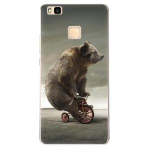Odolné silikonové pouzdro iSaprio - Bear 01 na mobil Huawei P9 Lite