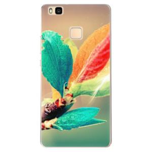Odolné silikonové pouzdro iSaprio - Autumn 02 na mobil Huawei P9 Lite