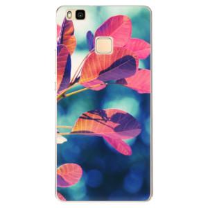 Odolné silikonové pouzdro iSaprio - Autumn 01 na mobil Huawei P9 Lite