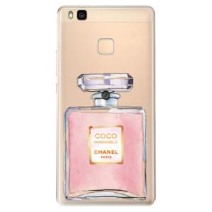 Odolné silikonové pouzdro iSaprio - Chanel Rose na mobil Huawei P9 Lite