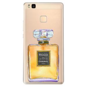 Odolné silikonové pouzdro iSaprio - Chanel Gold na mobil Huawei P9 Lite