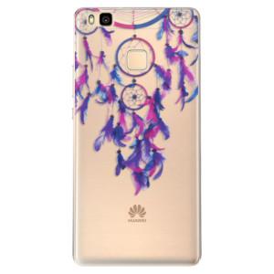Odolné silikonové pouzdro iSaprio - Dreamcatcher 01 na mobil Huawei P9 Lite