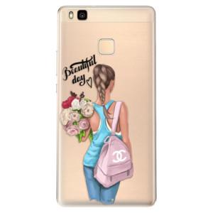 Odolné silikonové pouzdro iSaprio - Beautiful Day na mobil Huawei P9 Lite