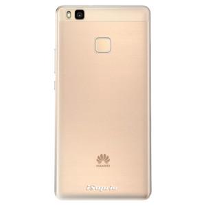 Odolné silikonové pouzdro iSaprio - 4Pure - čiré bez potisku na mobil Huawei P9 Lite