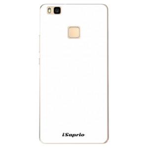 Odolné silikonové pouzdro iSaprio - 4Pure - bílé na mobil Huawei P9 Lite