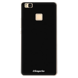 Odolné silikonové pouzdro iSaprio - 4Pure - černé na mobil Huawei P9 Lite
