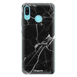 Odolné silikonové pouzdro iSaprio - Black Marble 18 na mobil Huawei Nova 3