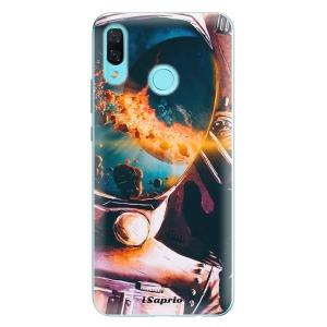 Odolné silikonové pouzdro iSaprio - Astronaut 01 na mobil Huawei Nova 3