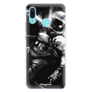 Odolné silikonové pouzdro iSaprio - Astronaut 02 na mobil Huawei Nova 3