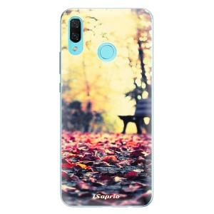 Odolné silikonové pouzdro iSaprio - Bench 01 na mobil Huawei Nova 3