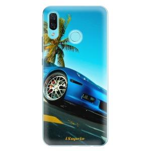 Odolné silikonové pouzdro iSaprio - Car 10 na mobil Huawei Nova 3