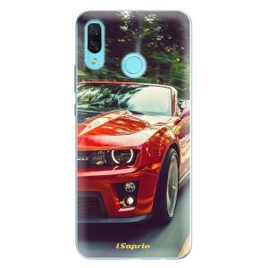 Odolné silikonové pouzdro iSaprio - Chevrolet 02 na mobil Huawei Nova 3