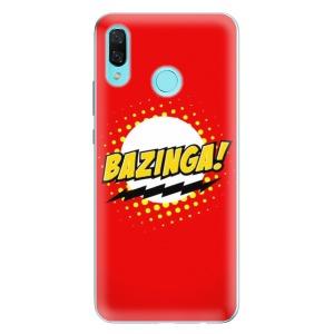 Odolné silikonové pouzdro iSaprio - Bazinga 01 na mobil Huawei Nova 3