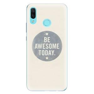 Odolné silikonové pouzdro iSaprio - Awesome 02 na mobil Huawei Nova 3