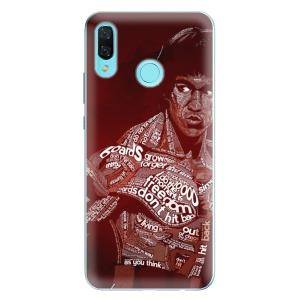Odolné silikonové pouzdro iSaprio - Bruce Lee na mobil Huawei Nova 3