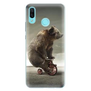 Odolné silikonové pouzdro iSaprio - Bear 01 na mobil Huawei Nova 3