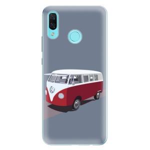 Odolné silikonové pouzdro iSaprio - VW Bus na mobil Huawei Nova 3