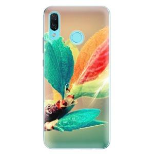 Odolné silikonové pouzdro iSaprio - Autumn 02 na mobil Huawei Nova 3