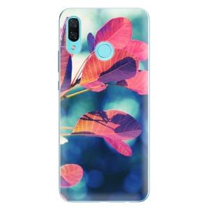 Odolné silikonové pouzdro iSaprio - Autumn 01 na mobil Huawei Nova 3
