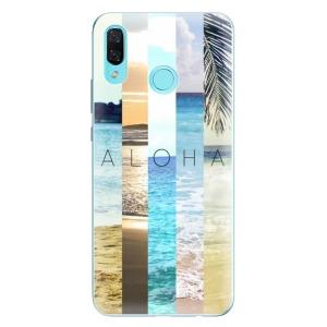 Odolné silikonové pouzdro iSaprio - Aloha 02 na mobil Huawei Nova 3