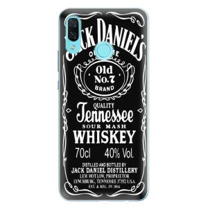 Odolné silikonové pouzdro iSaprio - Jack Daniels na mobil Huawei Nova 3 - poslední kus za tuto cenu