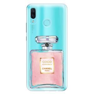 Odolné silikonové pouzdro iSaprio - Chanel Rose na mobil Huawei Nova 3